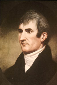 Captain Meriwether Lewis